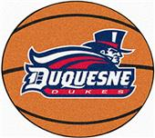 Fan Mats Duquesne University Basketball Mat
