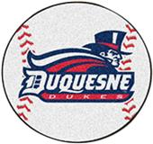 Fan Mats Duquesne University Baseball Mat