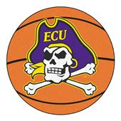 Fan Mats East Carolina University Basketball Mat