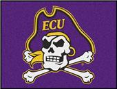 Fan Mats East Carolina University All Star Mat