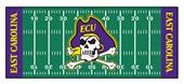 Fan Mats East Carolina University Football Runner