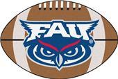 Fan Mats Florida Atlantic University Football Mat