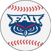 Fan Mats Florida Atlantic University Baseball Mat