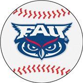 Fan Mats Florida Atlantic University Baseball Mat
