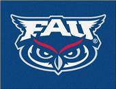 Fan Mats Florida Atlantic University All Star Mat