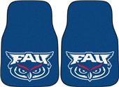 FanMat Florida Atlantic Univ Carpet Car Mats (set)