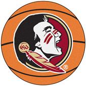 Fan Mats Florida State University Basketball Mat