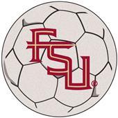 Fan Mats Florida State FSU Logo Soccer Ball