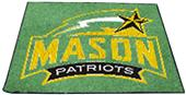 Fan Mats George Mason University Tailgater Mat