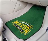 Fan Mats George Mason Univ Carpet Car Mats (set)