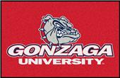 Fan Mats Gonzaga University Starter Mat