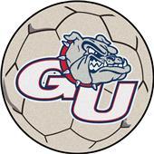 Fan Mats Gonzaga University Soccer Ball
