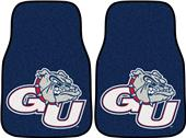Fan Mats Gonzaga University Carpet Car Mats (set)