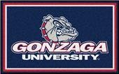 Fan Mats Gonzaga University 4x6 Rug