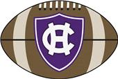 Fan Mats Holy Cross Football Mat