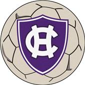 Fan Mats Holy Cross Soccer Ball