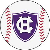 Fan Mats Holy Cross Baseball Mat