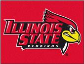 Fan Mats Illinois State University All Star Mat
