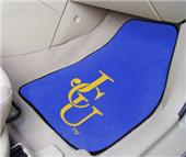 Fan Mats John Carroll Univ Carpet Car Mats (set)
