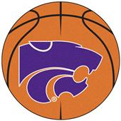 Fan Mats Kansas State University Basketball Mat
