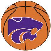 Fan Mats Kansas State University Basketball Mat