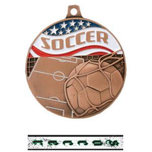 BRONZE MEDAL/INTENSE RIBBON