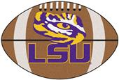 Fan Mats Louisiana State University Football Mat