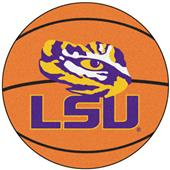 Fan Mats Louisiana State University Basketball Mat