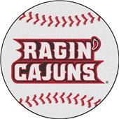 Fan Mats Louisiana-Lafayette Baseball Mat