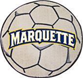 Fan Mats Marquette University Soccer Ball