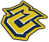Fan Mats Marquette University Logo Mascot Mat