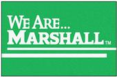 Fan Mats Marshall University Starter Mat