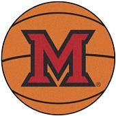 Fan Mats Miami of Ohio Basketball Mat