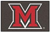 Fan Mats Miami of Ohio Ulti-Mat