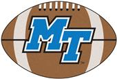 Fan Mats Middle Tennessee State Football Mat