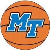 Fan Mats Middle Tennessee State Basketball Mat