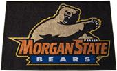 Fan Mats Morgan State University Starter Mat