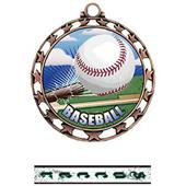 Hasty Awards Baseball HD Insert Medals M-4401