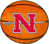 Fan Mats Nicholls State University Basketball Mat