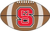 Fan Mats North Carolina State Football Mat