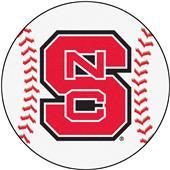 Fan Mats North Carolina State Baseball Mat