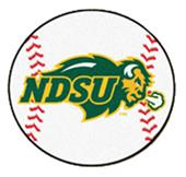 Fan Mats North Dakota State Univ. Baseball Mat