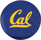 Holland Univ of California College Tire Cover