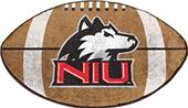Fan Mats Northern Illinois Univ. Football Mat