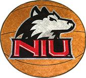 Fan Mats Northern Illinois Univ. Basketball Mat