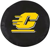 Central Michigan University College Tire Cover