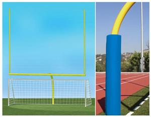YELLOW GOAL/ROYAL BLUE PADDING