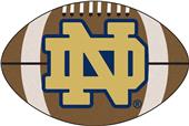 Fan Mats Notre Dame Football Mat