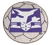 Fan Mats NYU Soccer Ball