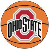Fan Mats Ohio State University Basketball Mat